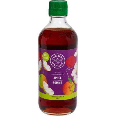 Diksap appel van Your Organic Nature, 6 x 400 ml