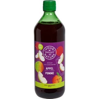 Diksap appel van Your Organic Nature, 6 x 750 ml