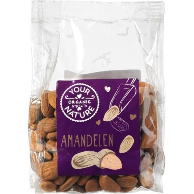 Amandelen van Your Organic Nature, 8 x 200 g