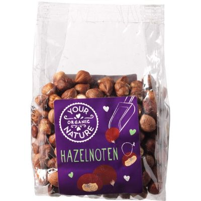 Hazelnoten van Your Organic Nature, 8 x 200 g