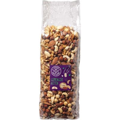 Gemengde noten van Your Organic Nature, 6 x 1 kg