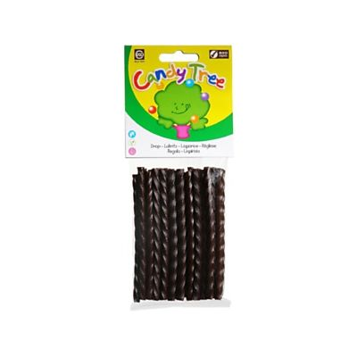 Dropkabels, zoet van Candy Tree, 12x 100 gr