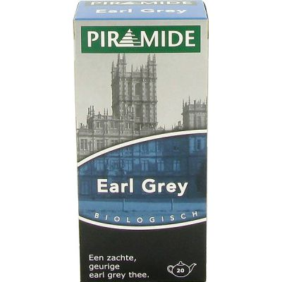 Earl Grey Thee van Piramide, 6x 20 blt