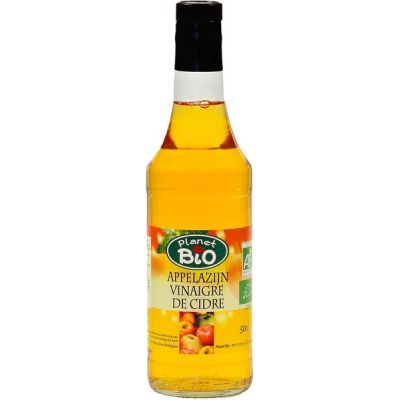 Appel ciderazijn van Planet Bio, 12 x 500 ml