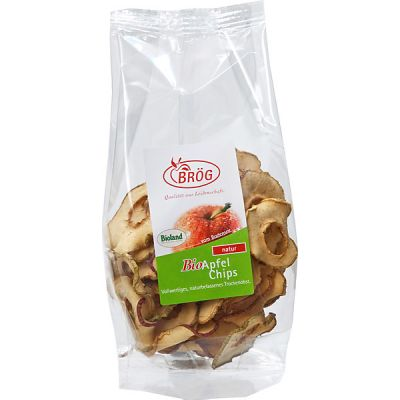 Appelchips naturel van Brög, 10x 75 g