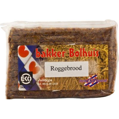 Fries Roggebrood van Bolhuis, 10x 500 gr