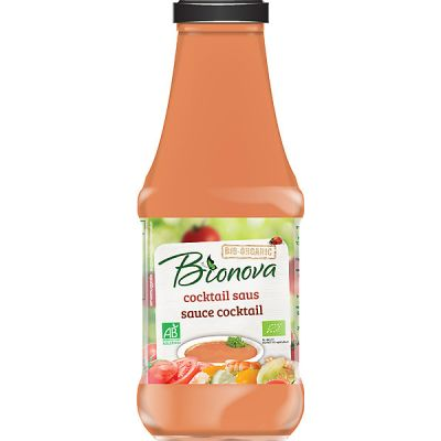 Cocktail-Saus van Bionova, 6x250 ml