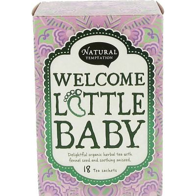 Welcome little baby van Natural Temptations, 5 x 18 blt