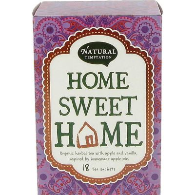 Home sweet home van Natural Temptations, 5 x 18 blt
