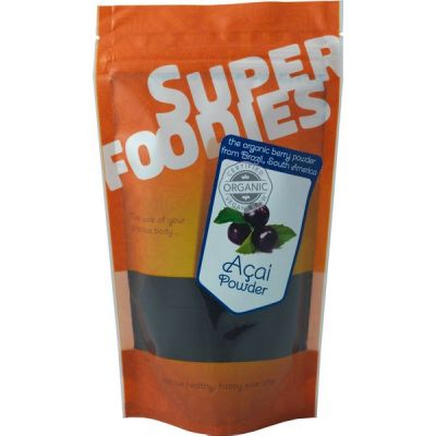 Acai Poeder van Superfoodies, 1x 100gram