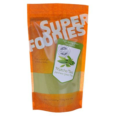 Matcha Thee Poeder van Superfoodies, 1x 100gram