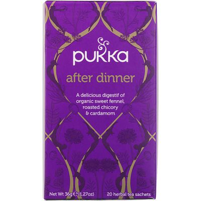 After Dinner thee van Pukka, 4x 20 stuk