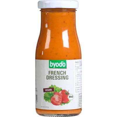 French dressing van Byodo, 6x 150 ml