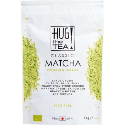Classic Matcha van Hug the Tea!, 6 x 50 g