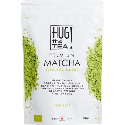 Premium Matcha van Hug the Tea!, 6 x 50 g