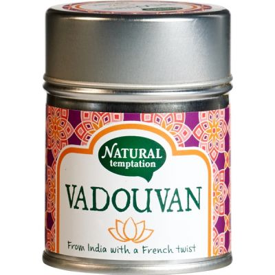 Vadouvan van Natural Temptation, 6 x 50 g