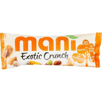 Exotic Crunch van Mani, 16 x 45 g