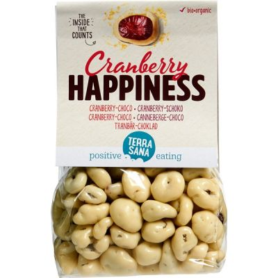 Cranberry Happiness van TerraSana, 10 x 150 g