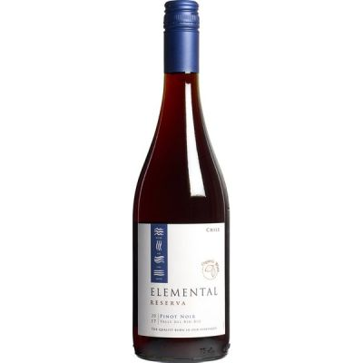 Pinot Noir van Elemental, 6 x 750 ml