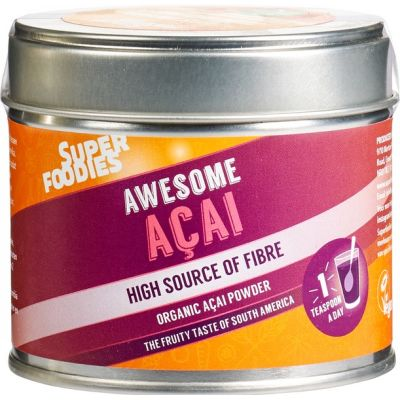 Acai poeder van Superfoodies, 1 x 50 g