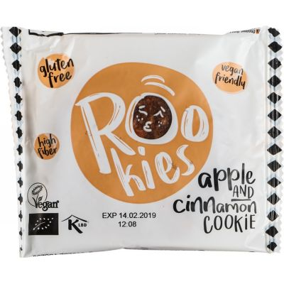 Apple & Cinnamon van Rookies, 18 x 40 g