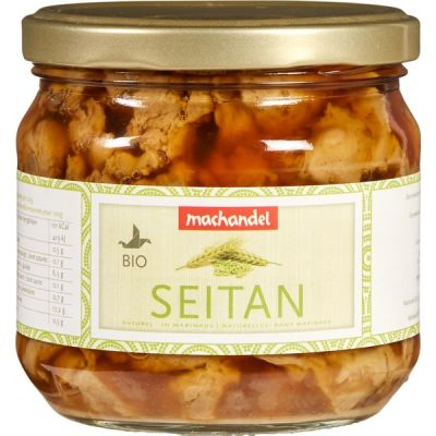 Seitan naturel in marinade van Machandel, 6 x 350 g