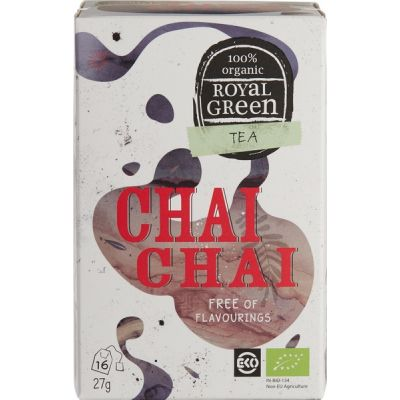 Chai Chai van Royal Green, 4 x 16 stk