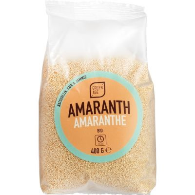 Amaranth van GreenAge, 6 x 400 g