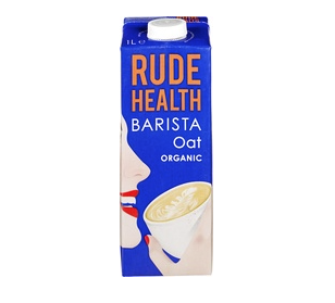 Haver drink Barista van Rude Health, 6 x 1 l