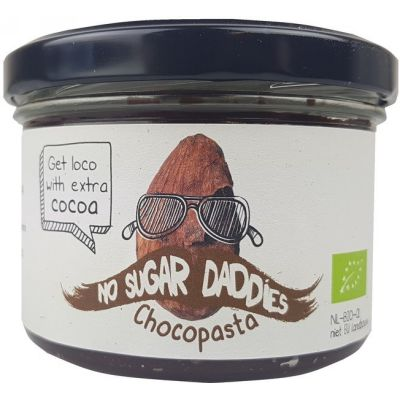 Chocopasta Puur van No Sugar Daddies, 6 x 200 g