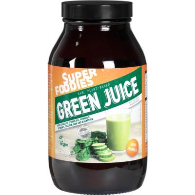 Green Juice Powder van Superfoodies, 1 x 150 g