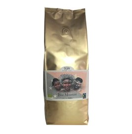 Arabica dark roast Blue Mountain van SUN coffee bonen, 1 x 1 kg